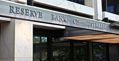 A photo fo the reserve bank of australia sydney head quarters