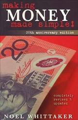 The cover of the book - Making Money Made Simple