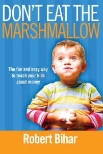 Shot of the cover of the book Don't Eat The Marshmallow
